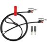 Kensington ClickSafe™ Twin Notebook Lock laposkulcs-záras zár
