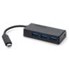 """Kensington USB elosztó-HUB, 4 port, USB-C, KENSINGTON """"CH1000"""""""