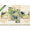 Képáruház.hu Fehér virágba borult fa(125x70 cm, S02 Többrészes Vászonkép)