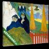 Képáruház.hu Paul Gauguin: Arlésiennes (1888)(30x20 cm, vászonkép)