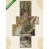 Képáruház.hu Pierre Auguste Renoir: Fiatal lányok a zongoránál /original/(125x70 cm, S02 Többrészes Vászonkép)