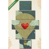 Képáruház.hu Premium Kollekció: Valantine képeslapja(135x70 cm, S01 Többrészes Vászonkép)