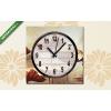 Képáruház.hu Vászonkép óra, Premium Kollekció: Painting poppies canvas(25x25 cm, C01)