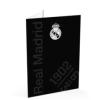 képeslap borítékkal REAL MADRID - black