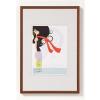 """. Képkeret, műanyag, 10x15 cm,  """"New  Lifestyle"""",  bronz"""