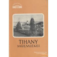 KÉPZŐMŰVÉSZETI ALAP KIADÓVÁLLALATA Tihany műemlékei antikvárium - használt könyv