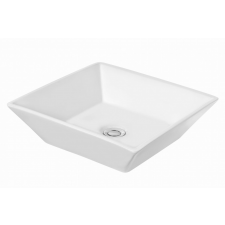 Kerra KR-154 kerámia design mosdó 41x41 cm fürdőszoba kiegészítő