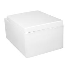 Kerra Thor 16 fali wc, fehér színben  cm kád, zuhanykabin