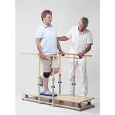 Kétszemélyes rugós egyensúlyfejlesztő 150 x 45 cm, 45 kg-ig kreatív és készségfejlesztő