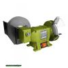 kettős köszörűgép 250W, vizes/száraz:200mm×20×40/150×12,7×20mm, 134/2950 ford/perc, 8,5kg
