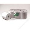 Kéztörlő, tekercses, 2 rétegű, fehér (UBC10)