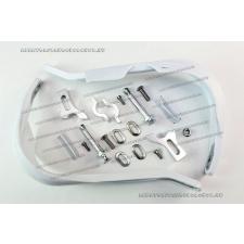 Kézvédő ENDURO fehér motoros kesztyű