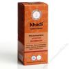 Khadi növényi hajfesték por - Természetes mogyoróbarna, 100 g