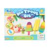 Kid's Toys Jégkrémkészítő gyurmakészlet, 12 darabos