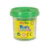 Kid's Toys Zöld tégelyes gyurma, 140 g