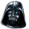 KIDS LICENSING kellékek Star Wars Csillagok Háborúja forma Darth Vader 40cm velour gyerek
