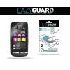 Kijelzővédő fólia, Nokia Asha 311, Eazy Guard, Clear Prémium / Matt, ujjlenyomatmentes, 2 db / csomag