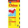 Kína térkép - Periplus Editions