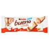 Kinder Bueno White fehércsokoládéval bevont ostya tejes-mogyorós krémmel töltve 2 db 39 g
