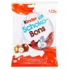 Kinder Schokobons tejcsokoládé bonbonok tejes-mogyorós töltéssel 125 g