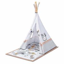 KinderKraft Kinderkraft Tippy játszószőnyeg - sátorral játszószőnyeg