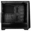 King Mod Services PHANTEKS Eclipse P400 Midi-Tower, Tempered Glass, fekete - hangszigetelt