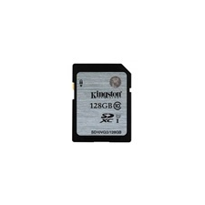 Kingston 128 GB SDXC Card Generation 2 (Class 10, UHS-I) memóriakártya