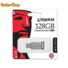 Kingston 128GB DT50 USB3.1 ezüst-fekete Pendrive (5 év garancia)
