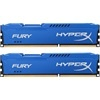 Kingston 16 GB DDR3 SDRAM 1866 MHz HyperX Fury CL10 Blue (2x8 GB)