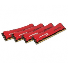 Kingston 32GB (4x8GB) DDR3 1600MHz HX316C9SRK4/32 memória (ram)