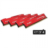 Kingston 64GB KIT DDR4 2666MHz CL16 HyperX Fury Red Series