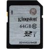 Kingston 64GB SDXC Class 10 SD memóriakártya