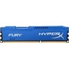 Kingston 8 GB DDR3 SDRAM 1600 MHz HyperX Fury CL10 Blue