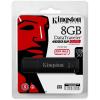 Kingston 8GB DT4000 G2 Secure Hardware Encryption (Management Ready) vízálló ütésálló USB3.0 pendrive fekete