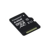 Kingston Canvas Select MicroSDXC memóriakártya, 64GB, CL10 UHS-I