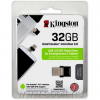 Kingston DataTraveler MicroDuo 32GB USB3.0 PenDrive fekete