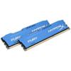 Kingston DDR3 8GB 1333MHz Kingston HyperX Fury CL9 KIT2 (HX313C9FK2/8)