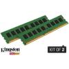 Kingston DDR3 8GB 1333MHz Kingston SR x8 STD Height 30mm CL9 KIT2 (KVR13N9S8HK2/8)