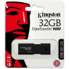 Kingston DT100G3/32GB USB 3.0 pendrive - 32GB - fekete
