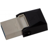 Kingston DTDUO3C/32GB DT MicroDuo 3C USB 3.1 pendrive 32GB - fekete-szürke
