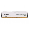 Kingston HX316C10FW/8 8GB 1600MHz DDR3 RAM Kingston HyperX Fury White Series CL10 (HX316C10FW/8)