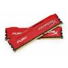 Kingston HyperX Fury 1866MHz 16GB CL10 Kit2 piros HX318C10FRK2/16