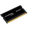 Kingston HyperX Impact Black 4GB 1600MHz DDR3 - SODIMM memória Non-ECC Low-Voltage CL9 1.35V