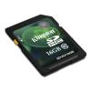 Kingston Kingston 16GB SDHC Class 10 SD memóriakártya