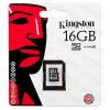 Kingston Memóriakártya MicroSDHC 16GB CLASS 4 Adapter nélkül