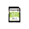Kingston Memóriakártya SDHC 32GB CL10 UHS-I Canvas Select (80/10)