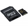 Kingston MICRO SD Kingston 64GB Gold UHS-I Class3 (SDCG/64GBSP)