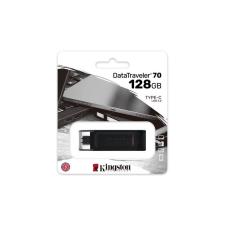 """Kingston Pendrive, 128GB, 80 USB-C, KINGSTON """"DataTraveler 70"""" pendrive"""