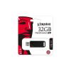 Kingston Pendrive, 32GB, USB 2.0, KINGSTON  DT20 , fekete