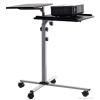 Kirstein GmbH Pronomic projektor/laptop tartó guruló médiaállvány
